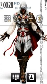 Assassin Creed 03 es el tema de pantalla