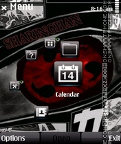 Sirungun theme screenshot
