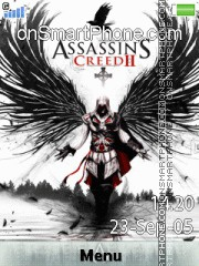 Assasin Creed 03 es el tema de pantalla
