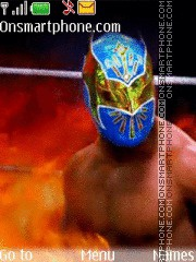 WWE Sin Cara theme screenshot