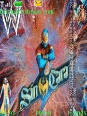WWE Sin Cara theme screenshot