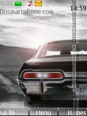 Chevrolet Impala theme screenshot