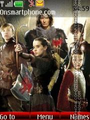 Chronicles Of Narnia es el tema de pantalla