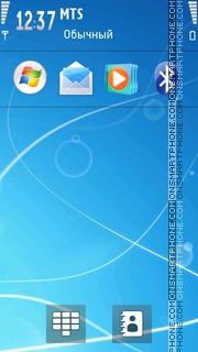 Windows 7 Pro V2 tema screenshot