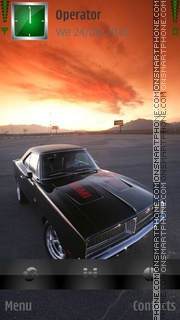 Dodge Charger PT theme screenshot