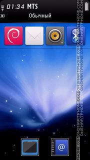 Mac Os 05 tema screenshot