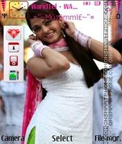 Aishwariya es el tema de pantalla