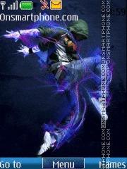 3d Dancer theme screenshot
