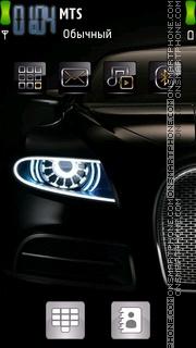 Bugatti Shadow theme screenshot