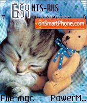 Cat 03 theme screenshot