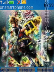 Kingdom Hearts 1 theme screenshot
