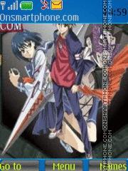 Busou Renkin theme screenshot