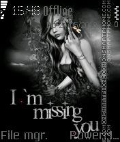 Missing U 04 es el tema de pantalla