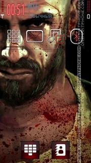 Max Payne 3 theme screenshot