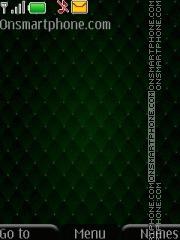 Dark Green By ROMB39 theme screenshot
