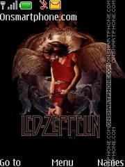 Led Zeppelin 02 es el tema de pantalla