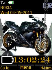 Yamaha 08 theme screenshot