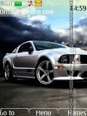 Ford Mustang GT Legend theme screenshot