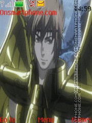 Sísifo de Sagitario theme screenshot