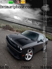 Dodge Challenger SRT8 01 theme screenshot