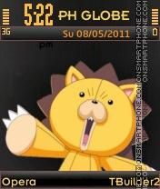 Kon Theme es el tema de pantalla