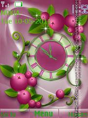 Berries theme screenshot