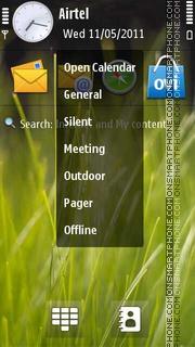 Windows regular tema screenshot