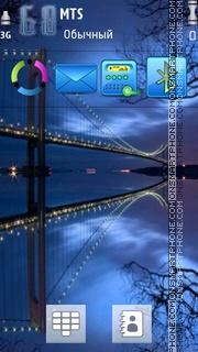 Reflections theme screenshot