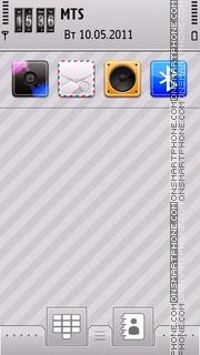 Iphone Icon 01 theme screenshot