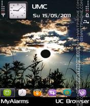 Eclipse es el tema de pantalla