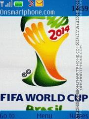 Fifa 2014 02 theme screenshot