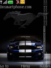 Ford Mustang 85 theme screenshot