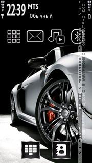 Audi 19 theme screenshot