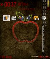 Apple 19 theme screenshot