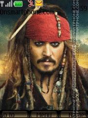 Johny Depp es el tema de pantalla
