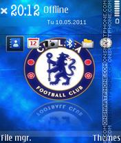 Chelsea London es el tema de pantalla