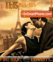 French Kiss es el tema de pantalla