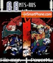 Naruto 02 es el tema de pantalla