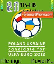 Euro theme screenshot
