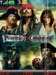 Pirates 4 es el tema de pantalla