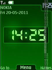 Android Digital theme screenshot