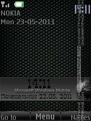 MWM by ROMB39 theme screenshot