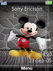 Mickey Mouse 17 es el tema de pantalla