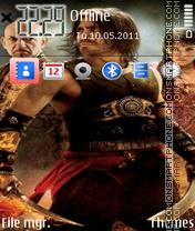 Prince of Persia 2033 theme screenshot