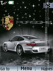 Porsche Animated 02 theme screenshot