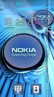 Nokia Dual Mode es el tema de pantalla