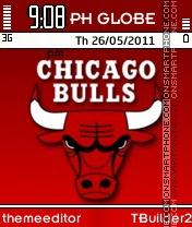 Chicago Bulls Theme es el tema de pantalla
