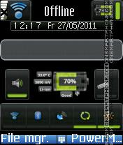 Mobile desktop v2 es el tema de pantalla