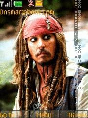 Jack Sparrow On Stranger Tides es el tema de pantalla