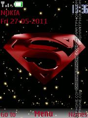 SuperMan 09 es el tema de pantalla